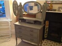 Vintage / Shabby Chic Dressing Table