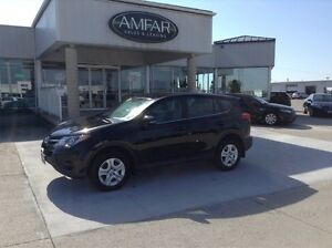 2013 Toyota RAV4 6 MONTHS NO PAYMENTS/ QUICK & EASY FINANCING !!