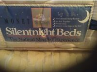 Mattresses, King,double ,single, reclaimed from bed retail shops,£25.00 to £95.00
