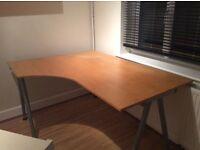 Corner desk - Galant Ikea