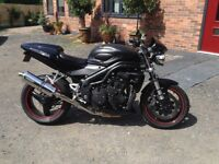 Triumph Speed Triple 955i Special Edition