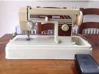 Jones 300 sewing machine