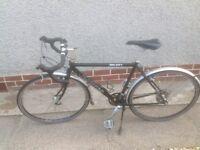 Dawes Galaxy Geometry Touring bike