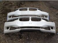 BMW 3 series front bumper 2012-2015 £15