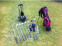 Young Adult's Right Hand Golf Set