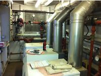 Commercial Gas Heating Engineer / Plumber / Air condition / Refrigeration / Ventilation