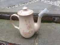 Denby Maplewood coffee pot