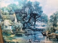 The Hay Wain by John Constable (Reproduction)