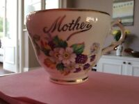 Tea Cup with Dedicatd to Mother