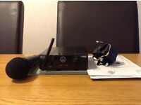 AKG SR40 Mini Pro UHF Wireless Microphone