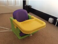 Toys R Us Plastic High Chair Seat