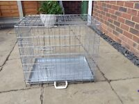 Dog cage - Terrier size