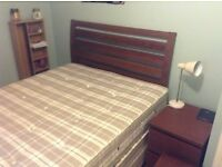 Excellent double bed for sale