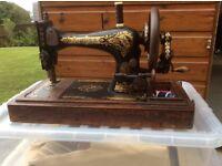 Singer Vintage Sewing Macine