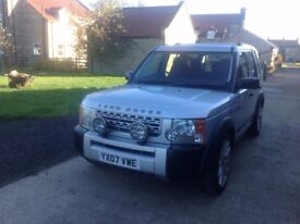 LANDROVER DISCOVERY TDV6 GS 7 SEATER
