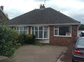 St Annes two bedroomed bungalow
