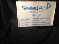 Sealed Air 110x160mm padded envelopes