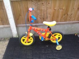 Free childs bike