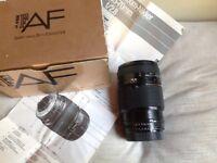 Nikon 35-70mm f/2.8 AF Zoom-Nikkor with Macro