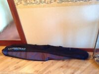 Salmon snowboard bag