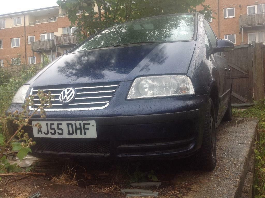 2005 vw sharan spares or repair in high wycombe. Black Bedroom Furniture Sets. Home Design Ideas