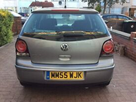 VW POLO 5 DOOR HATCHBACK FOR SALE EXCELLENT BODY WORK, CLEAN AND READY TO DRIVE AWAY!!!