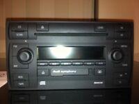 Audi Symphony 2 II – car stereo/head unit/system - 8Z0 035 195 A