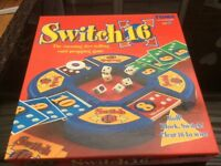 Switch 16 board game