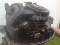 Yamaha 40hp outboard engine elec/ pull start