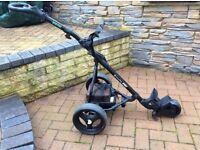 POWER BUG SPORT Electric Golf Trolley