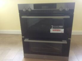 AEG DOUBLE OVEN - NEVER USED