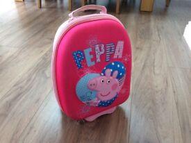 Peppa Pig overnight suitcase
