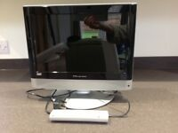 """TV & DVD Combi - Wharfedale L15T11W-C 15"""" 720p HD LCD Television"""