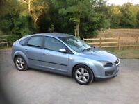 Ford Focus 1.8tdci Zetec 2007. Good condition. MOT Nov 18.
