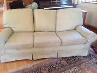 Lovely comfortable three seater sofa