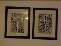 5 picture large frames