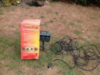 Garden powerpeg