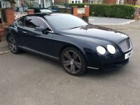 CHEAPEST Bentley gt 550bhp top spec HPI clear