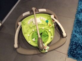 Fisher Price Folding Jumperoo ...excellent condition
