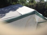 Pennine Aztec trailer tent for spares or repair