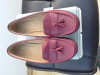 Hotters ladies casual loafers .
