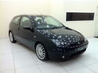 Ford Focus 2.0 ST 170 BHP 3dr - 12 Month MOT - 12 Month Warranty - Service History - Good Example