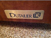 Dutalier cushions
