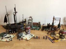 Mega Blocks Pirates of the Caribbean Bundle