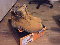 JCB men's safety boots