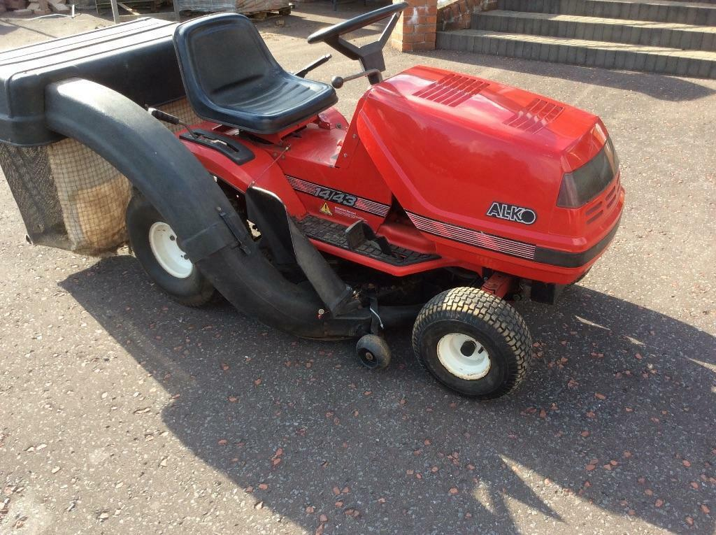 Alko Ride On Lawnmower In Aughnacloy County Tyrone