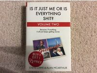 Is it just me or is everything shit? Volume 2
