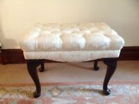 Dressing Table Stool (purshased from Hatfields)