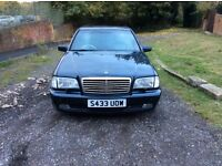 C43 amg Mercedes very high spec new mot just serviced