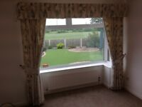 Set of 4 High Quality Specially Made Curtains